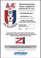 Program Sardice podzim 09